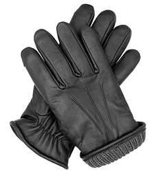 Подростковые кожаные перчатки.