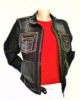 Куртка женская джинсовая, р.48,50,52,54,56