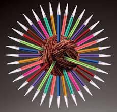Спицы круговые KnitPro