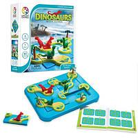 Настільна гра Динозаври. Таємничі острови