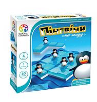 Настольная игра Пингвины на льду Пінгвіни на льоду Smart Games 6+ 1 игрок