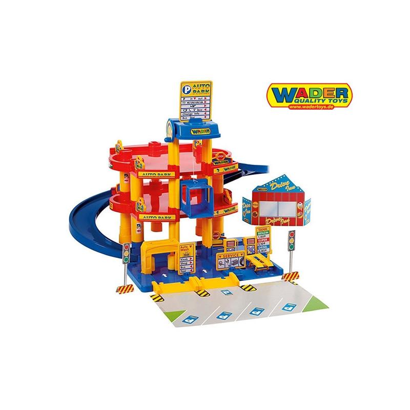 Гараж паркінг 3 рівня Wader 37893