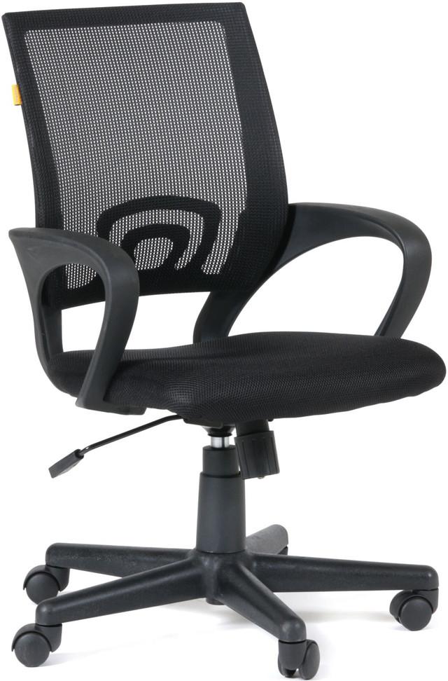 Кресло Веб сиденье Сетка чёрный/спинка Сетка черный.
