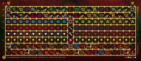 Настольная игра Септикон Битва За Уран, фото 3
