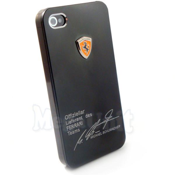 Ferrari Алюминиевый чехол Apple Iphone 4 / 4S