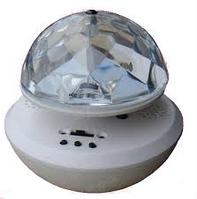 Светодиодный мини диско шар Led Magic Ball Light MINI с mp3