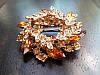 Брошь женская Italina Rigant кристаллы swarovski, фото 3