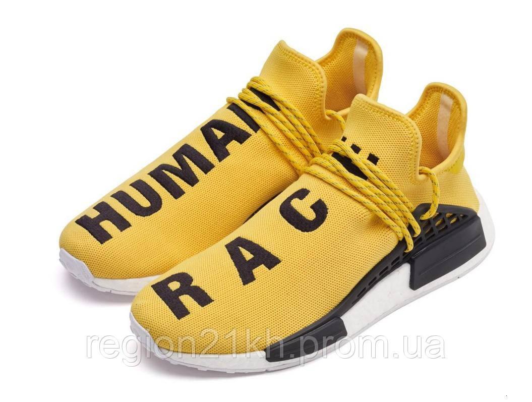 Кроссовки мужские Adidas NMD Human Race Pharrell Williams