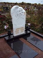 Мраморный памятник, фото 1
