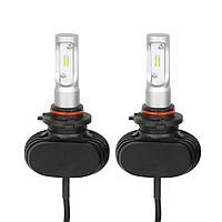 Лампы светодиодные ALed S HB3 6000K 4000Lm (2шт)