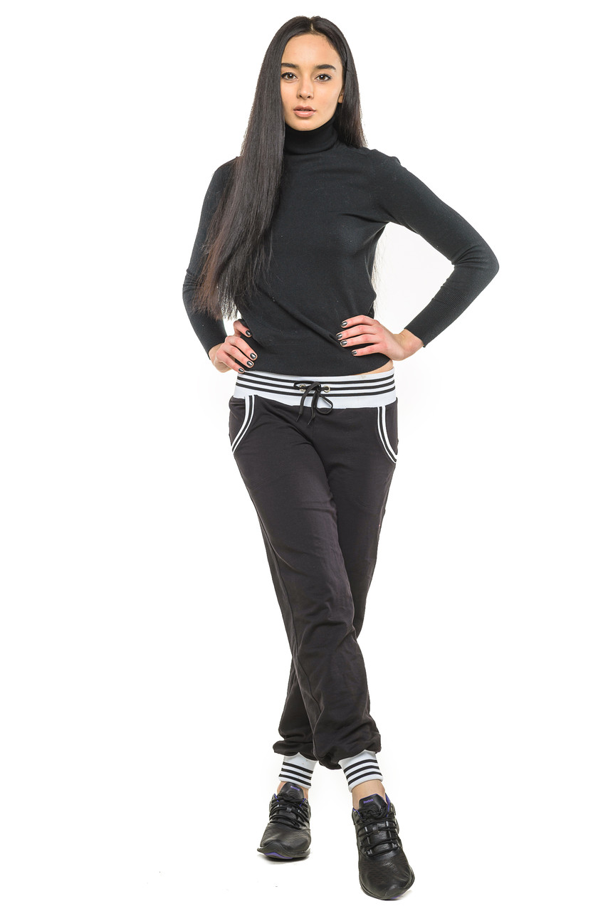 Спортивные брюки женские