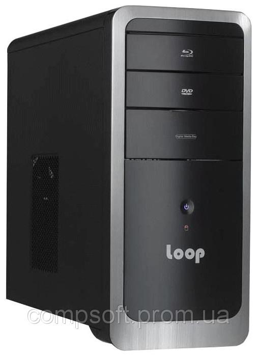 Компьютерный Корпус Impression Loop LP-2509, без БП