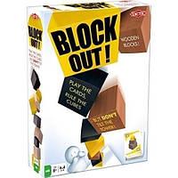 Настольная игра Блок-аут Tactic 8+ от 2-6 игроков