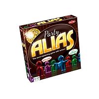 Настольная игра Пати Элиас русский язык Паті Еліас Tactic 12+ от 4-х игроков