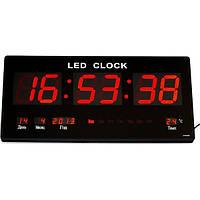 Настенные электронные часы LED Clock JH 4522