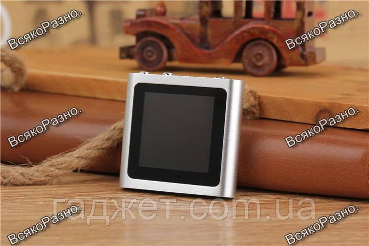 Плеер iPod 6TH серого цвета