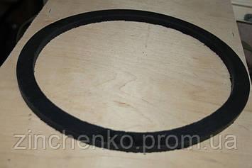 Резиновое кольцо на бидон, толщина 10 мм, диаметр -21 см