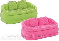 Надувной диван Intex 68573 Cafe Loveseat.  Модель 2012 года!     Двухместный надувной диван Intex Cafe Lovesea