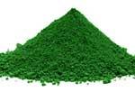 Цветной пигмент краситель, окись хрома (Зеленый)