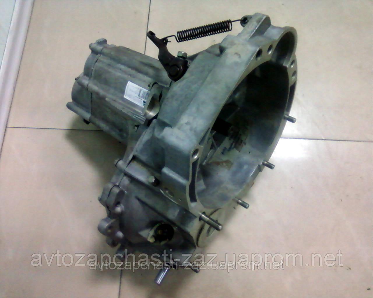 Коробка заводская 245-1700010-13 Tavria КПП ЗАЗ-11055 Усиленная коробка переключения передач Таврия пикап11055