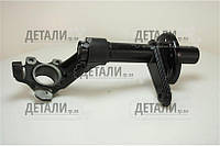 Кулак поворотный Ланос, Сенс 13 правый CRB (корпус амортизатора) Chevrolet Lanos 96219509/1304.3072