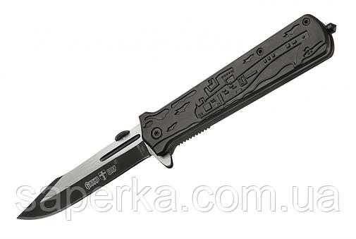 Нож универсальный с фальшлезвием Grand Way 249, фото 2