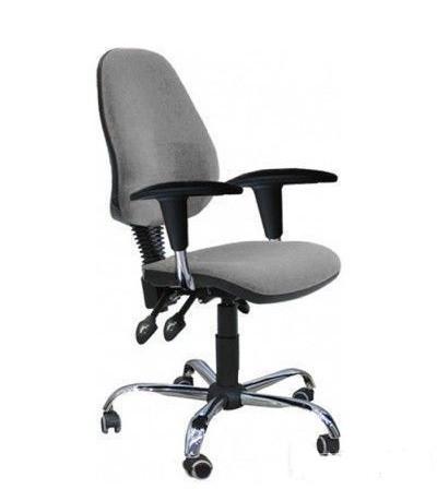 Кресло Бридж Хром. Благодаря наличию стильных хромированных элементов кресло придаст современный вид вашему интерьеру.