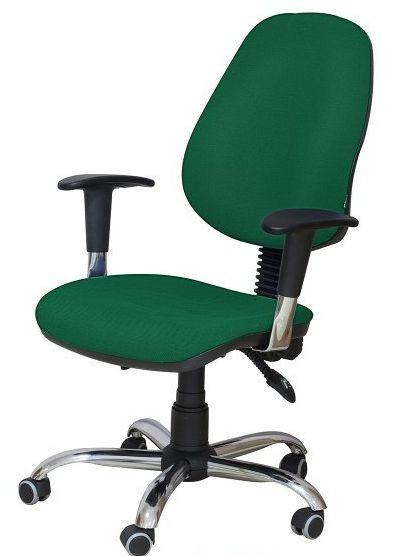 Кресло Бридж Хром АМФ Ткань А-35 зелёный. Благодаря наличию стильных хромированных элементов кресло придаст современный вид вашему интерьеру.