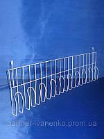 Полка  подвесная на сетку под печатную продукцию 950 мм