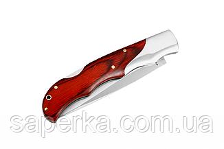 Нож многоцелевой с отверстием для темляка Grand Way 5299 K, фото 2