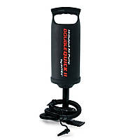 Ручной воздушный насос Intex 68614 Double Quick 2 Hand Pump (длиной 36 см)
