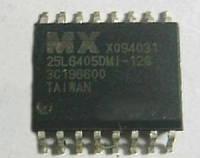 Микросхема Macronix International MX25L6405D для ноутбука
