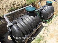 Автономная канализация  для загородного дома на 9-12 чел., фото 4