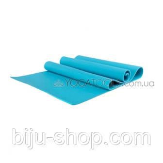 Коврик для йоги Asana, пвх, 173х61 см, 4 мм