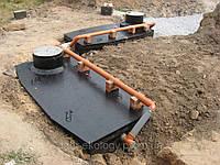 """Септик """"Био- САД"""" для высоких грунтовых вод на 5-8 чел."""