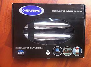 Накладки на ручки Renault Megane 2 (OMSA)