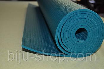 Коврик для йоги АШТАНГА аналог PRO Manduka, каучук