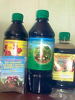 Жидкие удобрения на основе биогумуса — производство в Украине