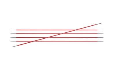 Спицы носочные  2.0 мм- 20 см Zing KnitPro