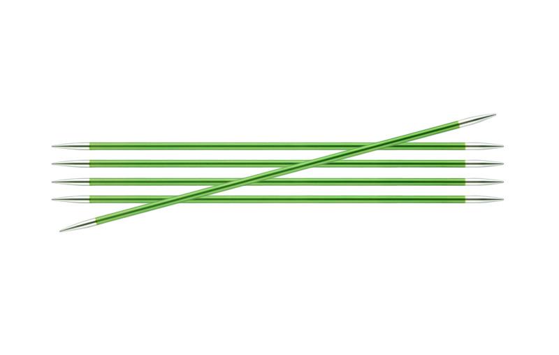 Спицы носочные  3.5 мм- 20 см Zing KnitPro