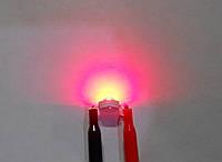1Вт светодиод 25лм красный 350mA 660нм