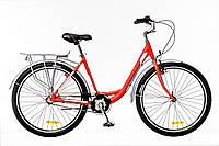 Трех скоростной алюминиевый велосипед для женщин Optima Vision 26 Planetary