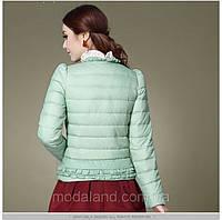 Жіноча весняна куртка. Жіночий весняний жакет, піджак., фото 2