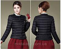 Жіноча весняна куртка. Жіночий весняний жакет, піджак., фото 3