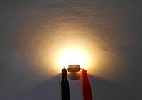 1Вт светодиод 100-110Лм теплый белый 2900К