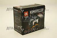 Компрессор автомобильный ДК (в прикуриватель) (электронасос для шин)  DK31-001