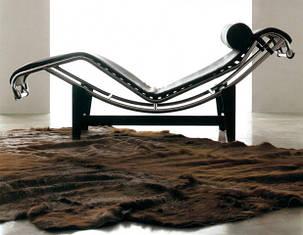 Шезлонг Лекор Черный (СДМ мебель-ТМ), фото 2