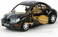 Kinsmart Volkswagen New Beetle  (ОПТОМ) KT 5062 W