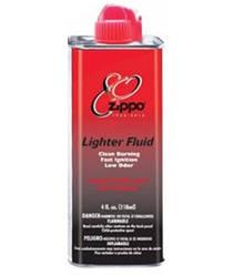 """Бензин """"Zippo"""" для заправки зажигалок очищенный, объём: 125 мл"""