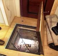 Потайные люки в подвал